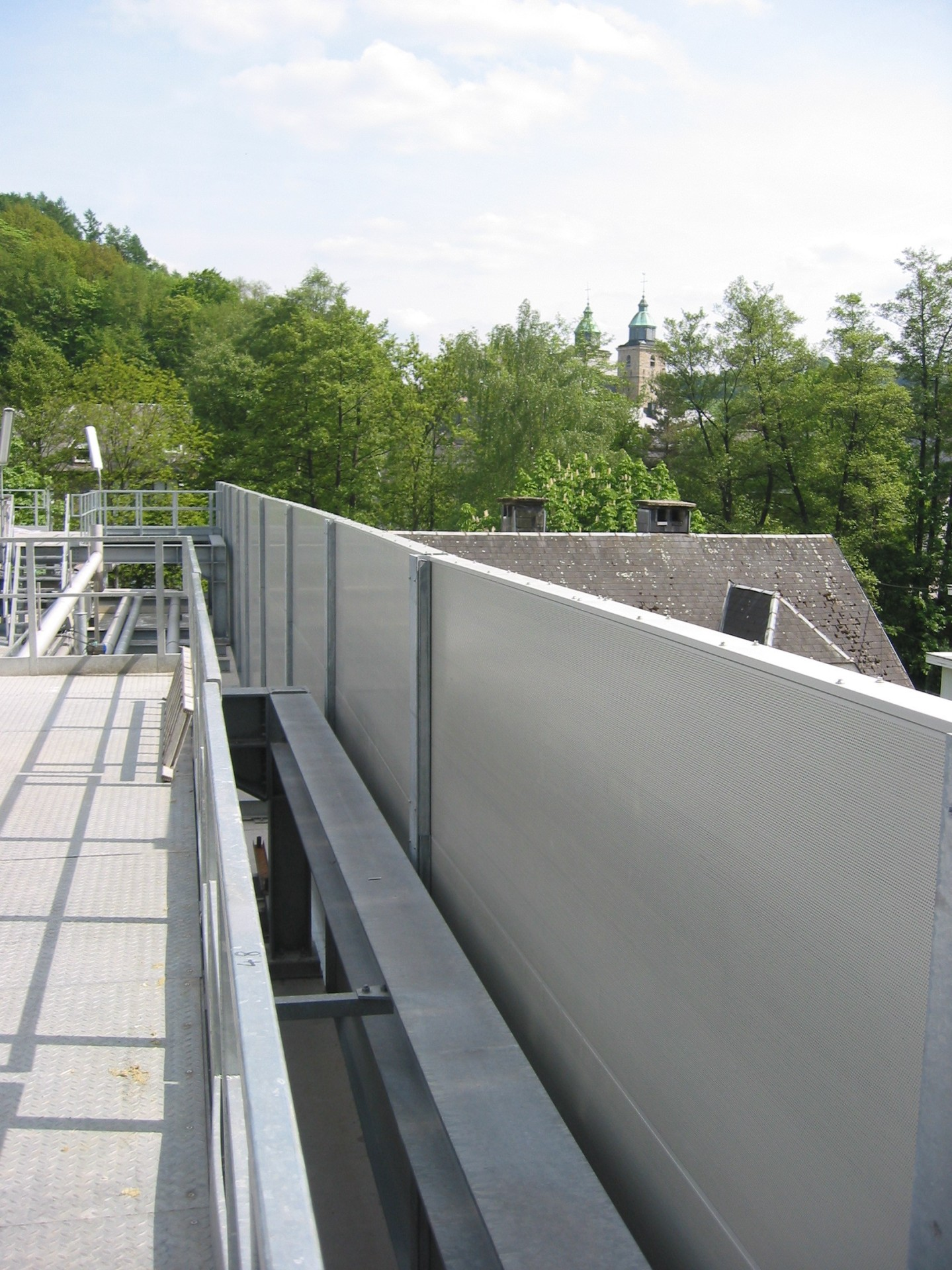 Noise Barriers Screens Noise Seal Limited